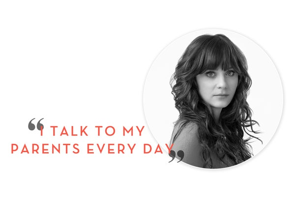 zooey-deschanel-new-girl-success-advice