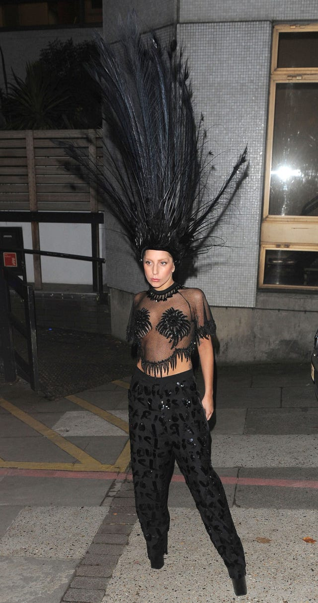Lady Gaga, Original Fame
