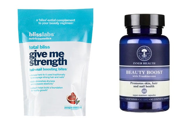 Our Fave Beauty Brands Get In On The Supplements Game