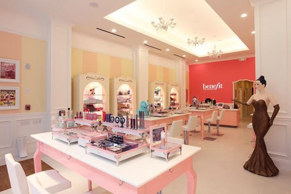 Kylie cosmetics store in dubai