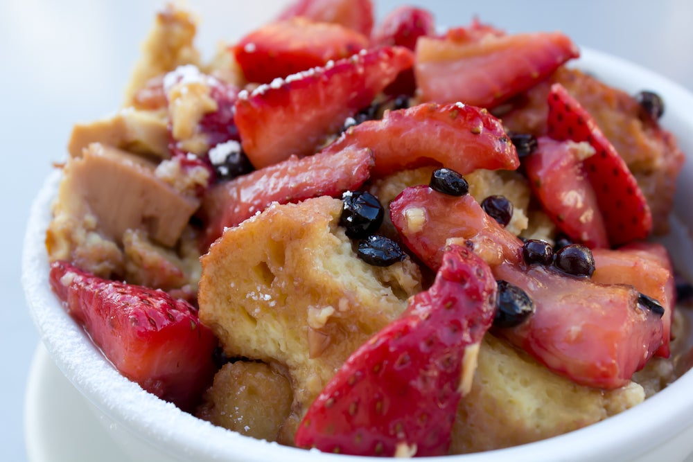 best bread pudding san francisco