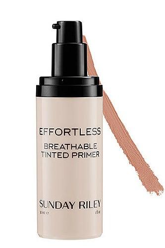 Sunday Riley Effortless Breathable Tinted Primer