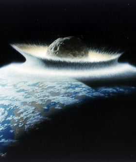 Newly Discovered Asteroid Will (Probably) Not Kill Us All
