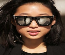 Mirror/Mirror: Are These Sunnies The Next Big Accessory Trend?