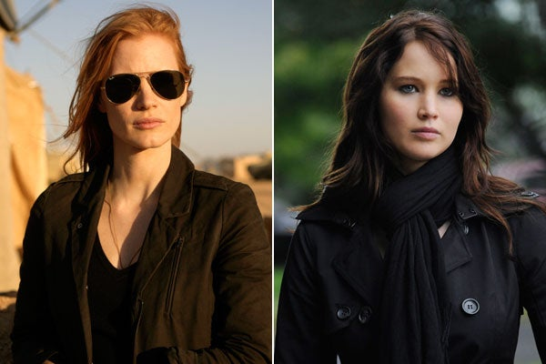 Is Jessica Chastain Feuding With Jennifer Lawrence? The Actress Lays It Out