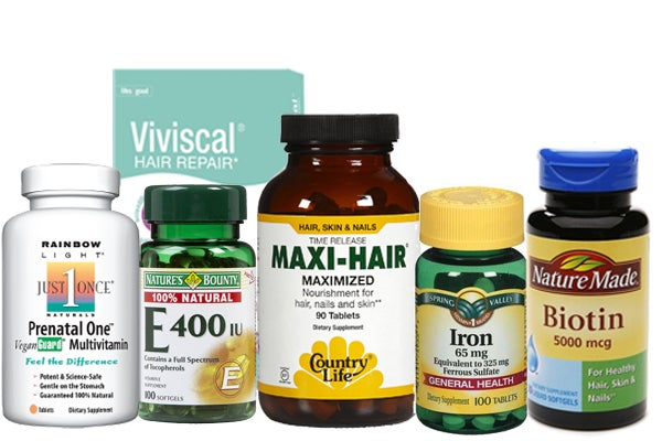 Medicine-Cabinet Mystery: Can Supplements Really Give You Lush Locks?
