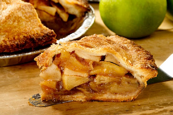 double crust apple pie recipe myrecipes com double crusted apple pie ...