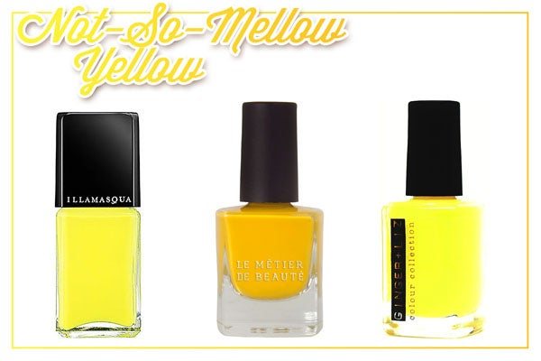 summer-trends-nail-polish-yellow