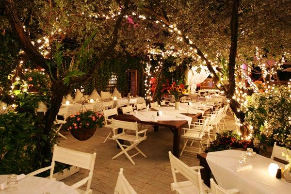 Garden Cafe South Brisbane