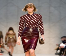 It Must Have Been Love...At Burberry Prorsum Fall '13