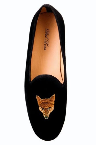 Del Toro Embroidered Shoes