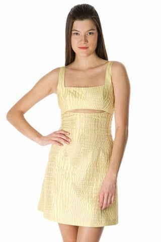 oc-crocodile-jacquard-dress-$450