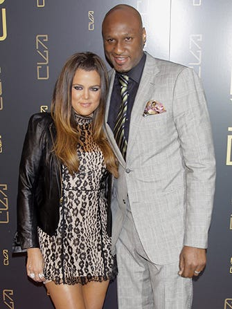 """Khloé Kardashian & Lamar Odom To Divorce, """"Has To Look Out For Herself"""""""
