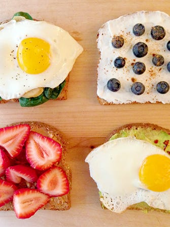 Start Tomorrow Right With 4 Energy-Filled Breakfast Ideas