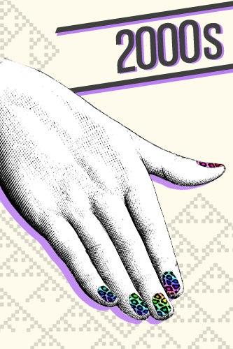 History looking into nail art history looking into nail art prinsesfo Images