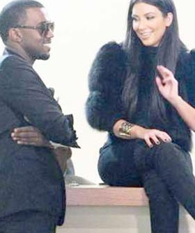 Kim Kardashian's Baby Name Has (Maybe) Been Revealed