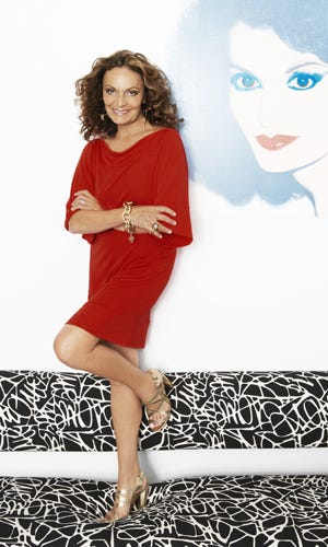 Dvf is reality a getting show new photo