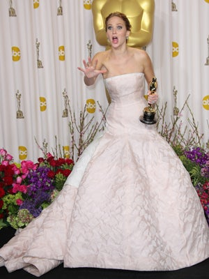 Yup, The Jennifer Lawrence Guide To Smartly Managing Money