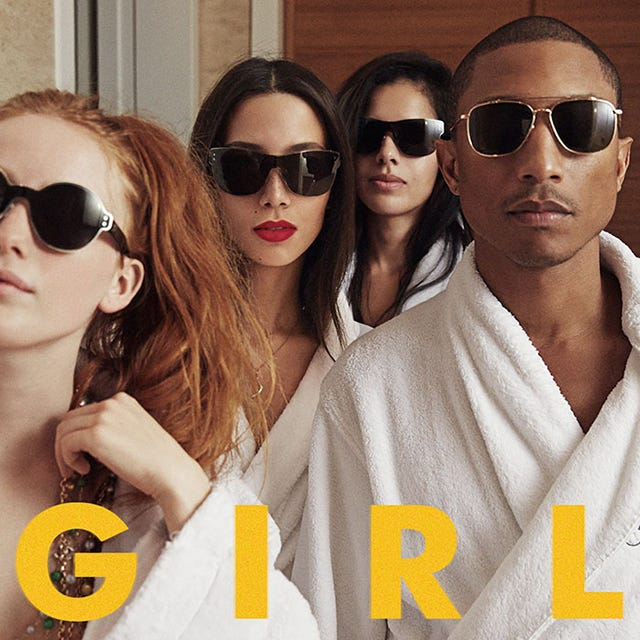 Pharrell's G I R L Is The Feel-Good Album Of The Season