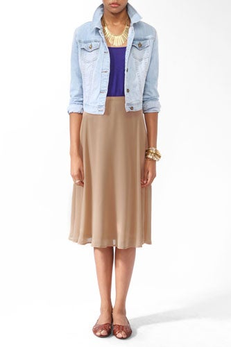 Wknd_With-a-Jean-Jacket_Forever-21-Midi-Skirt_18slide