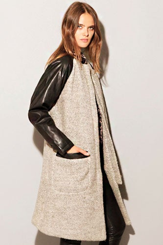 Pixie-Market_Oversize-Leather-Sleeve-Wool-Coat_253