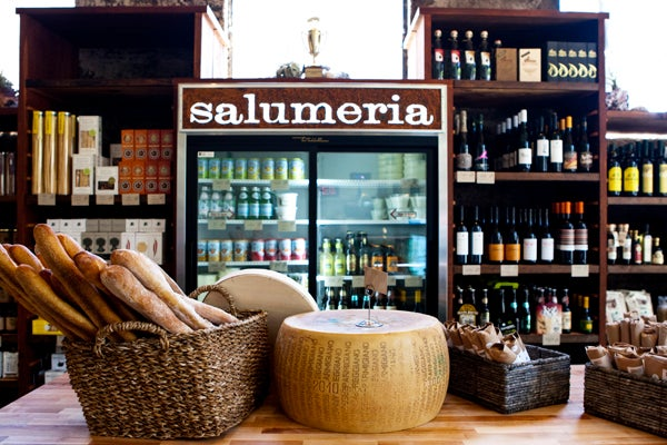 Salumeria - by Aubrie Pick