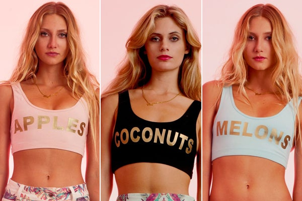 Rad Or Bad: Spread The Word On Your Cup Size With These Bold Tops
