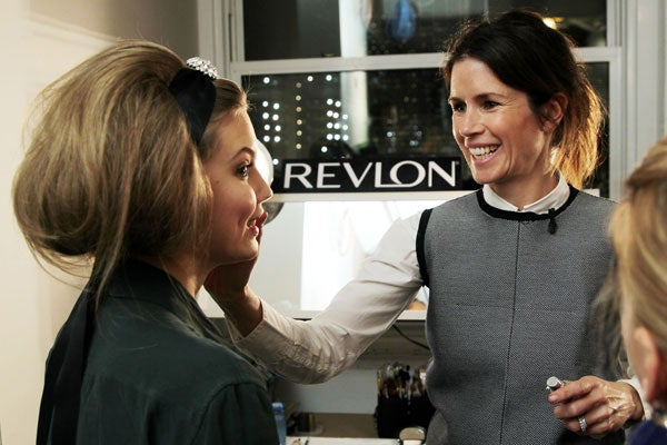 Behind The Scenes With Gucci Westman, Global Artistic Director For Revlon