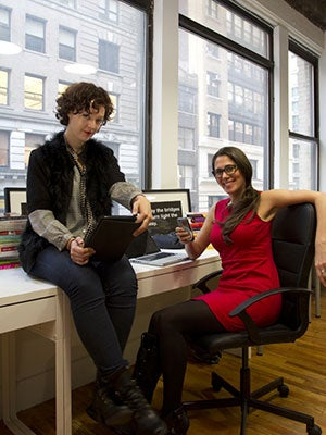 Lessons In Modern Feminism From NYC's Coolest Entrepreneurs