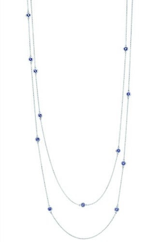 Elsa Peretti Color by the Yard Sprinkle Necklace
