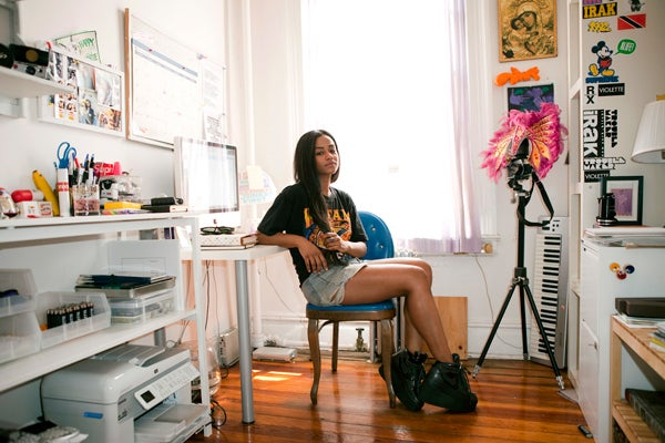 vashtie kola nyc apartment