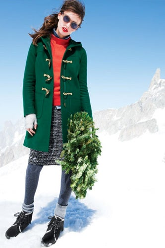 J.Crew Holiday 2011 Catalog
