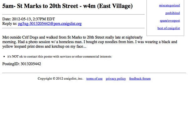 Where Can I Find Casual Encounters Like In Craigslist