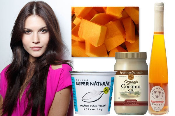 homemade-hair-treatments-pumpkin