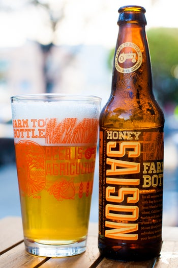 002_Honey Saison