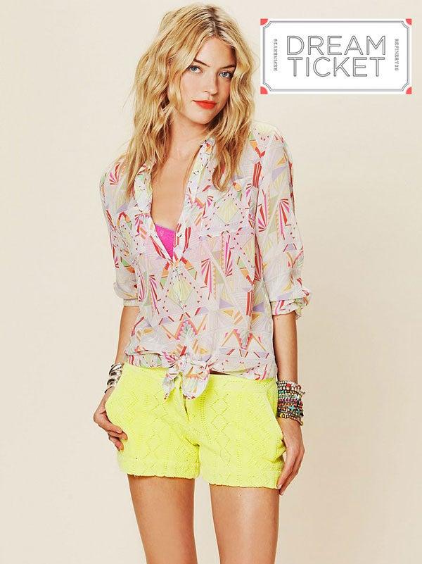Mara Hoffman - Neon Clothing