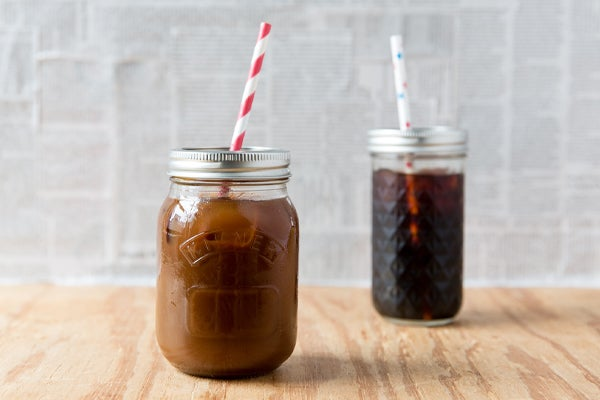 DIY Mason Jar To-Go Cups