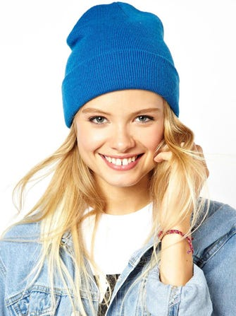 How To Wear A Beanie - Cool Womens Hats 607fe72d3