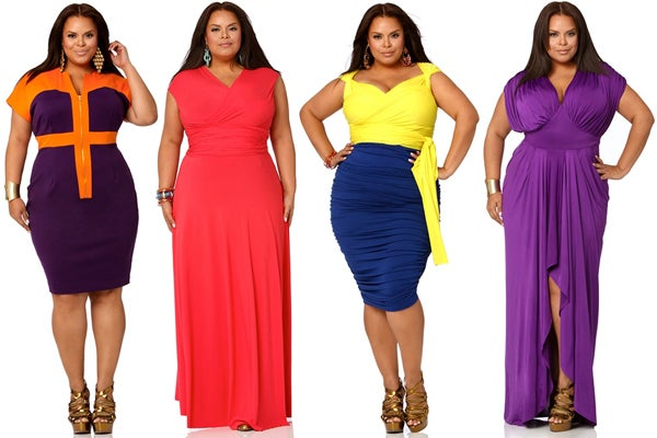 Cheap Plus Size Designer Dresses