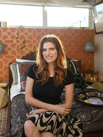 Lake Bell Interview - Home Decor Tips, Airbnb L A