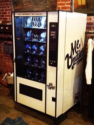 Underwear Vending Machines — MeUndies Underwear Vending ...