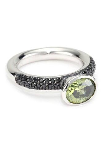 Giorgio Martello Stackable Ring