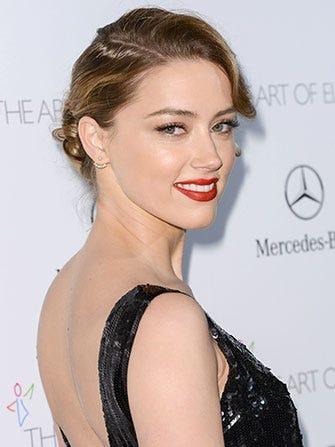 Amber Heard Interview 3 Days To Kill Movie