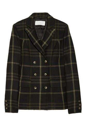 Thakoon Addition Plaid Blazer