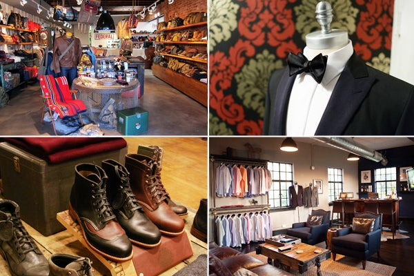 Local Men's Clothing Stores For Stylish Menswear