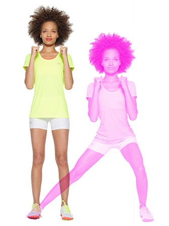 Busy Girls — Here's How to Cut Your Work-Out Time in Half!