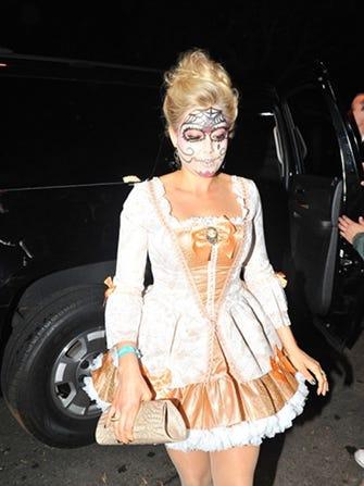 Kate Upton Halloween